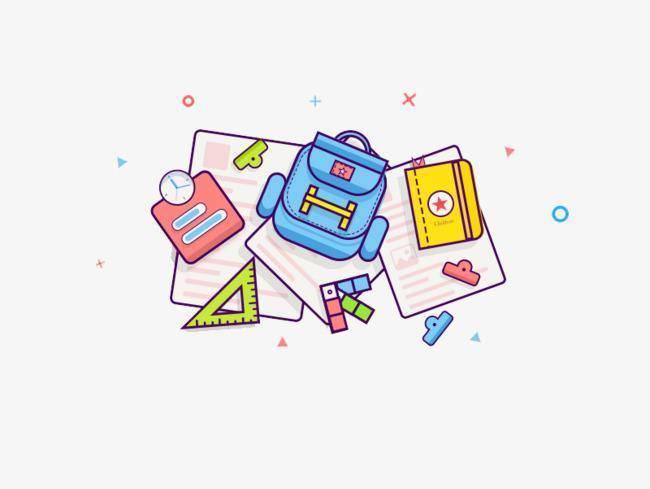 书签设计配色分享 用这些颜色做书签最好看