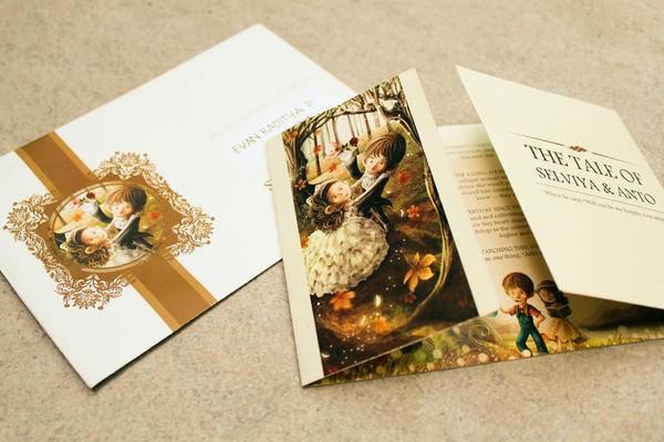婚宴邀请卡设计款式欣赏 最精致优雅的邀请卡都在这