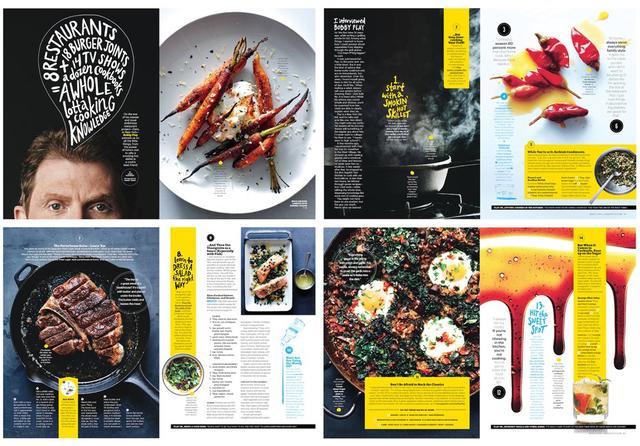 干货!海报设计教程  27个食品海报设计技巧大奉送