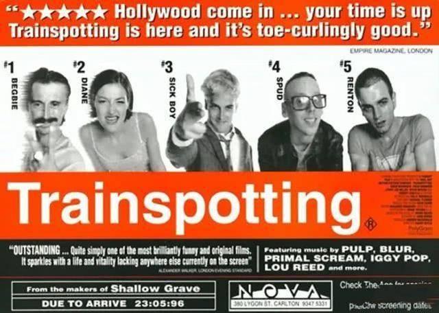 经典电影海报设计案例欣赏 享受带给你的视觉盛宴