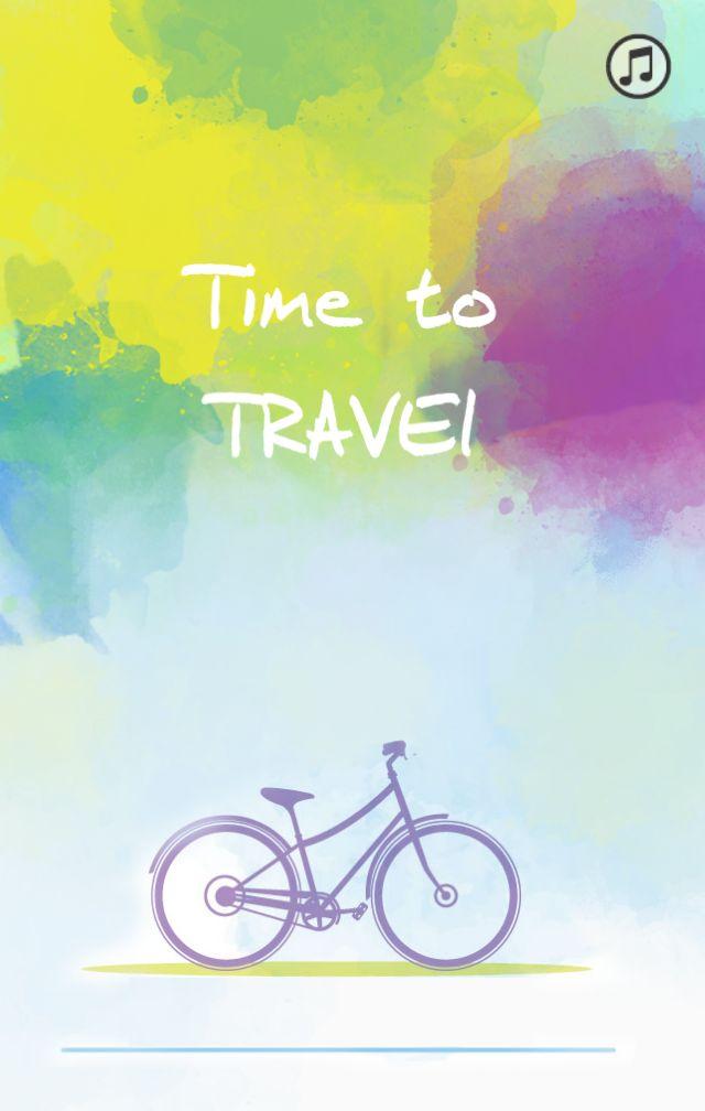 旅游行业必备模板