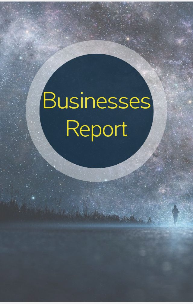 Business Report 商务模板