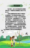 312植树节节日知识宣传普及清新卡通风H5模板