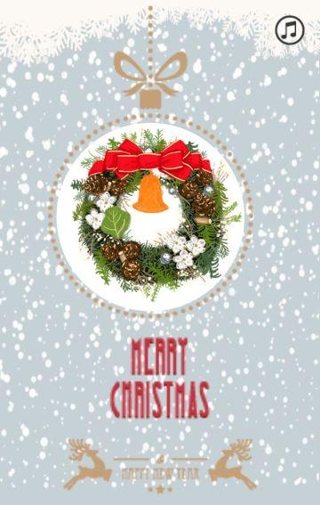 圣诞祝福相册