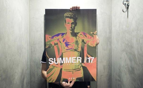 海报设计案例欣赏  有哪些优秀的时尚类海报设计