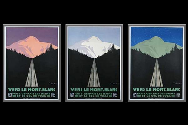 海报设计案例赏析  最值得学习的复古风海报设计