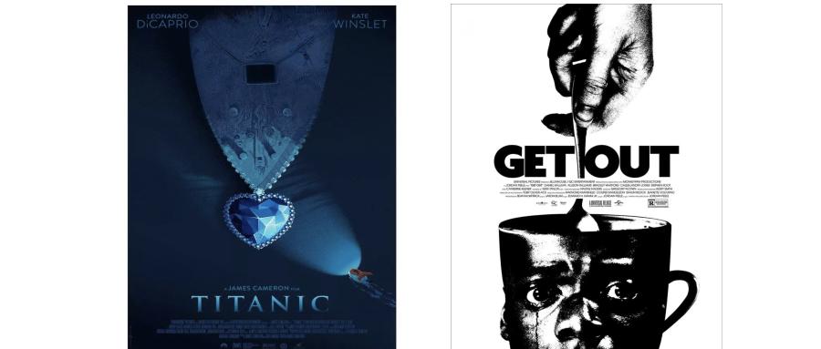 海报设计教程  优秀的海报设计如何运用图案