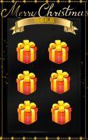 金色动态圣诞节欢乐购促销模板 新品