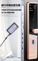 指纹锁/家用防盗门/智能电子/磁卡锁/密码锁