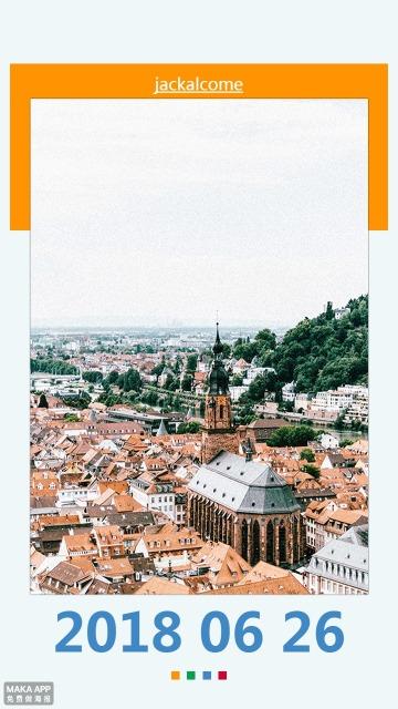 【相册集34】旅游个人相册小清新日系摄影必备分享相册