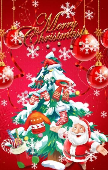 圣诞节快乐!节日贺卡 !产品活动宣传!
