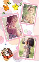 宝宝相册 宝宝成长相册 小朋友相册 孩子成长相册 记录宝宝成长