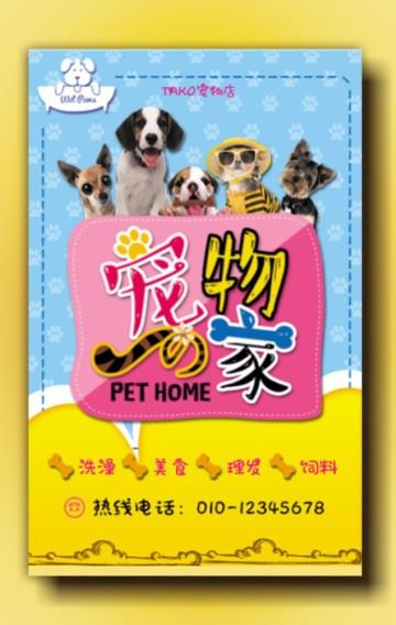 宠物—宠物美容/动物医院/宠物日用品/宠物寄养