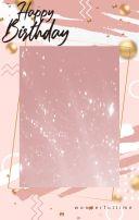 小粉红亮晶晶女朋友闺蜜生日祝福贺卡H5