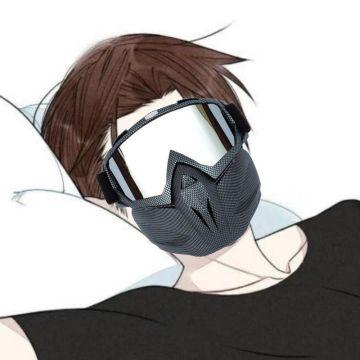 口罩面具头像 武汉加油