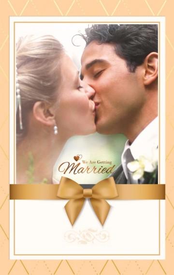 婚礼邀请函轻奢优雅 甜美浪漫 高端婚礼