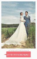 简洁风情婚纱相册记录美好婚纱摄影影楼工作室展示客片
