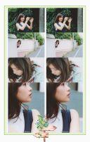 个人写真/小清新相册 森系清新风,排版简洁明了,主要色调为白色,适用于写真,旅行,个人相册。