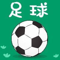 足球运动比赛活动通知话题互动招生培训宣传推广绿色简约卡通微信公众号封面小图通用