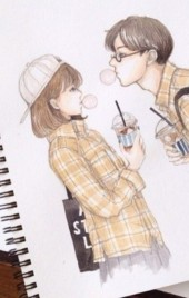 恋爱日记/情侣