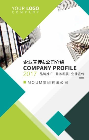 企业画册企业宣传公司介绍