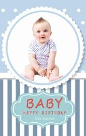 宝宝成长记录相册