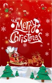 圣诞节贺卡/祝福/问候/圣诞节快乐