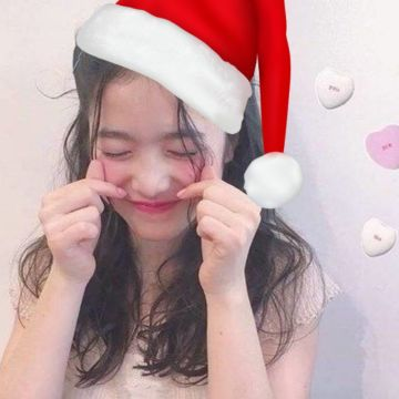圣诞节可爱卡通圣诞帽装饰挂件微信头像