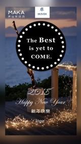 卓·DESIGN/表白专用新年祝福贺卡情侣秀恩爱情人节圣诞节七夕
