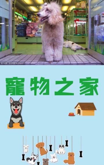 宠物店/美容/食品/宠物商店单页