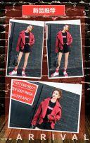 时尚大气秋季新品女装促销宣传模板/时尚女装/秋装上市促销