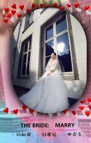 浪漫 唯美 婚礼 请柬 邀请函 通用模板