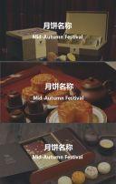 中秋节月饼推广