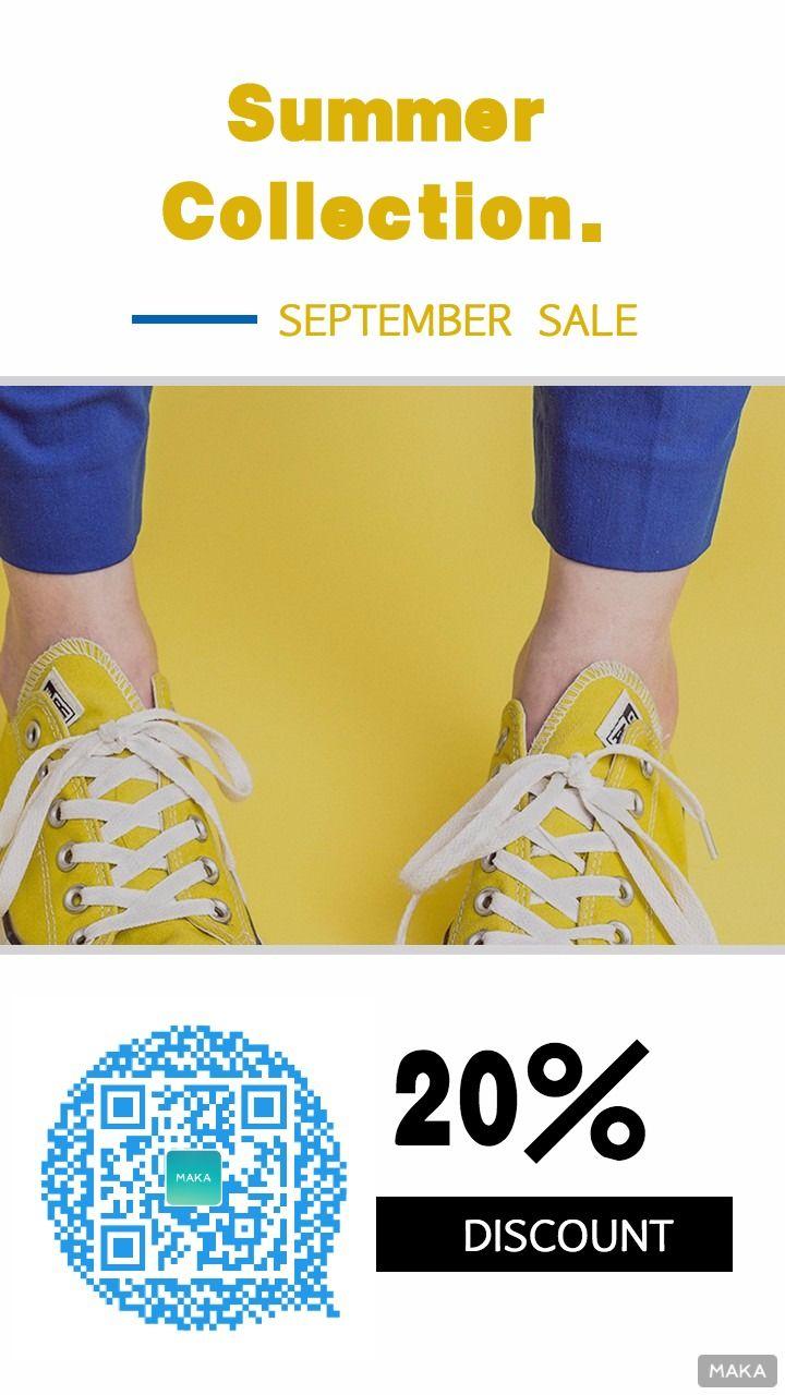 高端欧美鞋子包包品牌 原创 促销海报