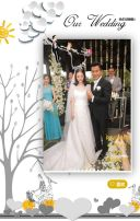 简约浪漫   婚礼