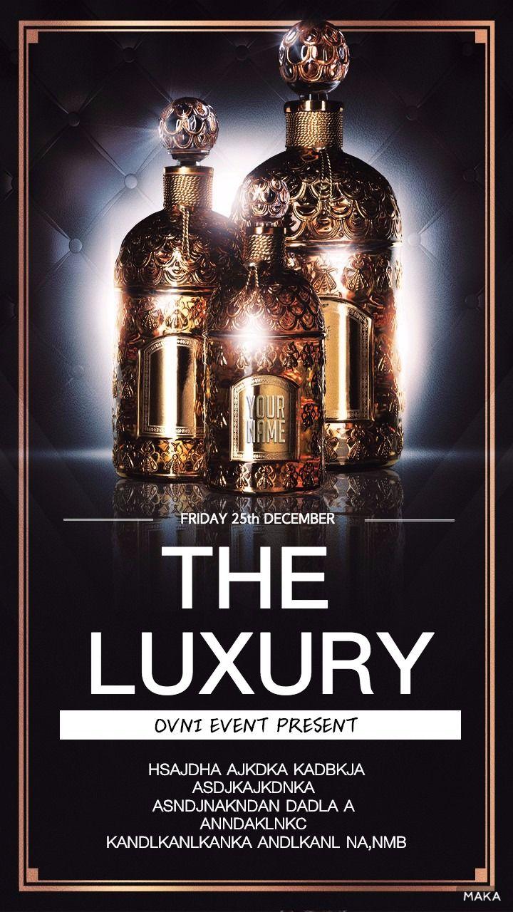 高端奢侈品牌封面宣传欧美大气