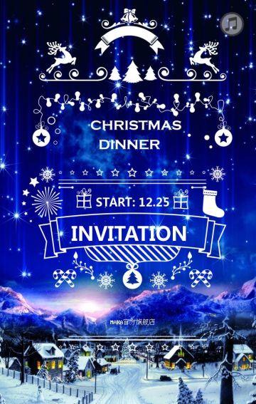 圣诞节商品促销推广