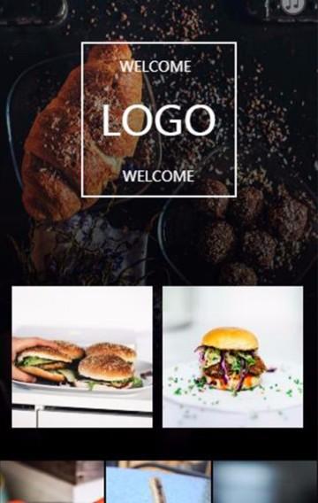 餐厅促销 活动促销 店铺促销 开业 面包店促销 蛋糕店铺促销