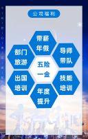 简约大气互联网招聘校园招聘企业宣传公司招聘H5