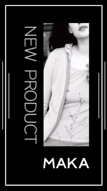 品牌服饰推广展示新品发布