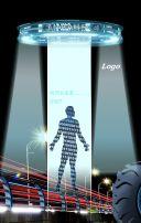 科技大气前卫科幻,企业科技公司招聘。
