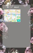 深灰色玫瑰现代时尚婚礼请柬邀请函喜帖