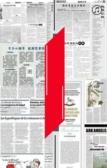 报纸头条-另类生日祝福