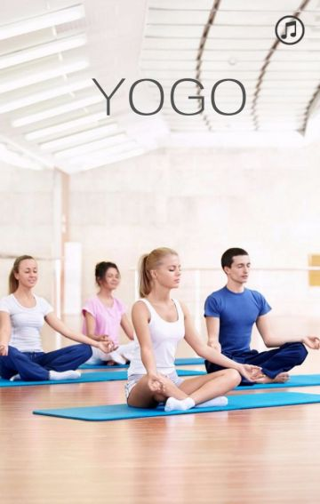 2017超受欢迎瑜伽模板