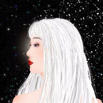 银河有迹可寻 内心情感释放的光芒
