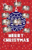 喜庆圣诞贺卡
