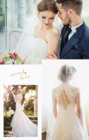 简约时尚婚礼高端婚礼大气婚礼请帖邀请函