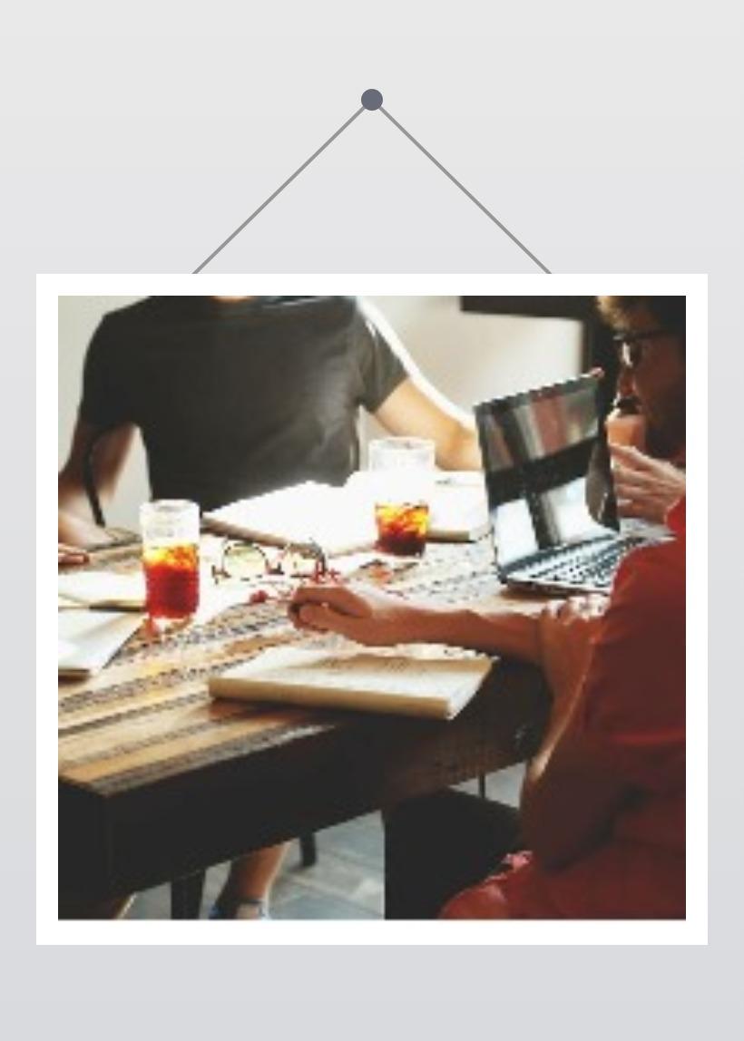 清新文艺设计风格,以棕色为主色调,适合微信次条封面使用的模版