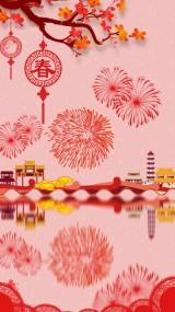 猪年春节,吉庆有余,春节拜年祝福