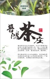 普鸿茶庄 茶文化 茶